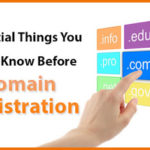 10 things you MUST know before you register domain with anyone