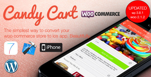 Candy-Cart-v.2.0-Woocommerce-For-Native-iOS-App