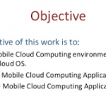 Goals, Benefits, Risks and Challenges Of Cloud Computing