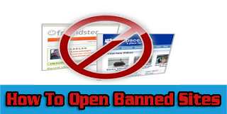 Unbloack Banned Sites