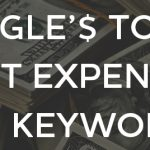 The 20 Most Expensive Keywords in Google AdWords