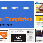 Top 10 FREE Blogger Templates For Blogging