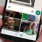 How to Search and Send GIF in WhatsApp on Android Phone
