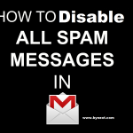 How to disable Gmail anti-spam completely?