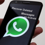How to recover whats app database from phone memory – android?