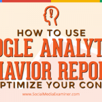 How to Understand User Behavior in Google Analytics