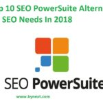 Top 10 SEO PowerSuite Alternative for SEO Needs In 2018